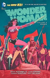DC - Wonder Woman (New 52) Vol 6 Bones TPB