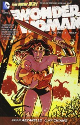 DC - Wonder Woman (New 52) Vol 3 Iron TPB