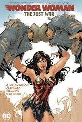 DC - Wonder Woman Vol 1 The Just War TPB