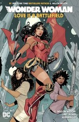 DC - Wonder Woman Vol 2 Love Is A Battlefield HC