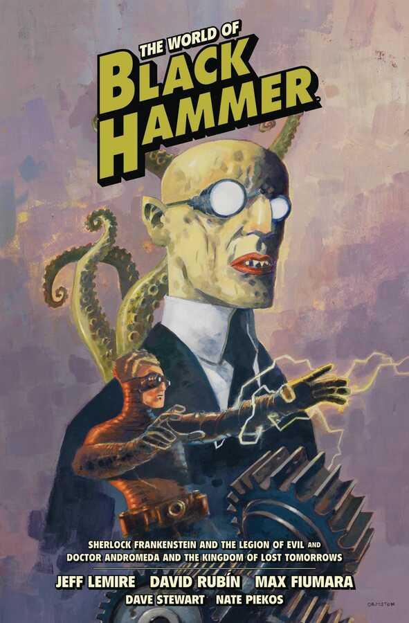 Dark Horse - World Of Black Hammer Library Edition Vol 1 HC