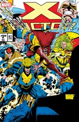 Marvel - X-Factor # 87 Facsimile Edition