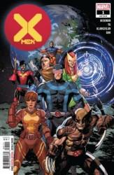 Marvel - X-Men (2019) # 1
