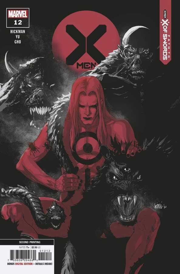 Marvel - X-Men (2019) # 12 2nd Ptg