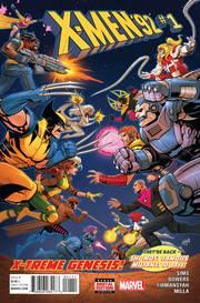 Marvel - X-Men 92 # 1