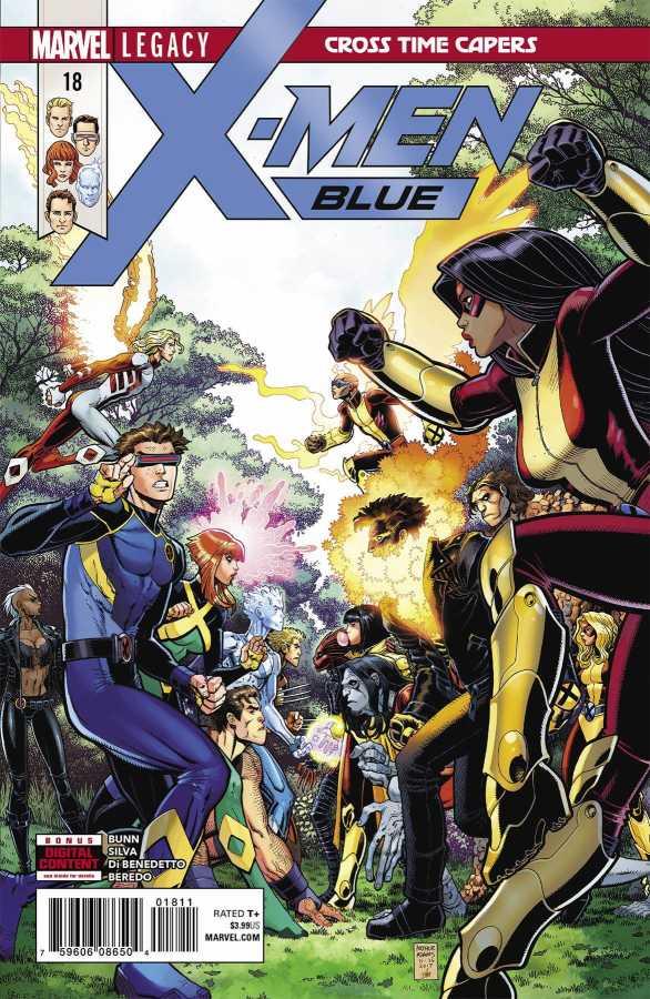 Marvel - X-Men Blue # 18