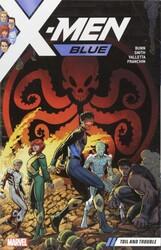 Marvel - X-Men Blue Vol 2 Toil And Trouble TPB