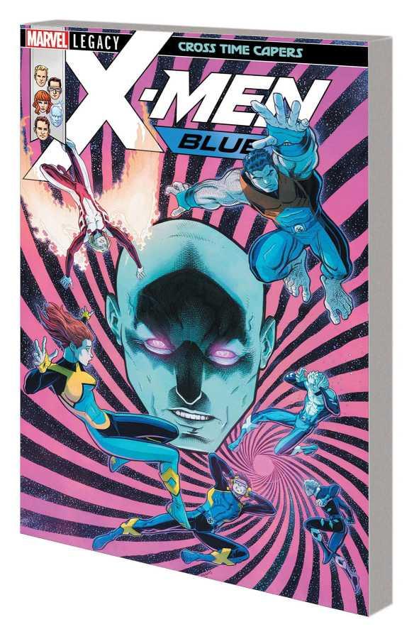 Marvel - X-Men Blue Vol 3 Cross Time Capers TPB