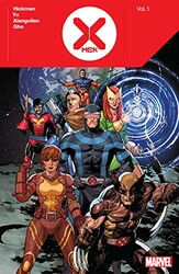 Marvel - X-Men By Jonathan Hickman Vol 1 TPB