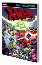 Marvel - X-Men Epic Collection Children Of Atom TPB