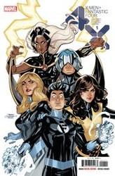 Marvel - X-Men Fantastic Four # 1