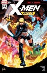 Marvel - X-Men Gold # 25