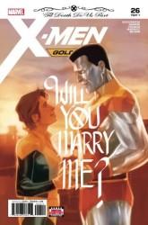 Marvel - X-Men Gold # 26