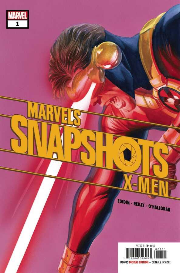 Marvel - X-Men Marvel Snapshots # 1