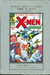 Marvel - X-Men Masterworks Vol 1 HC