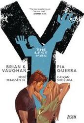 Vertigo - Y The Last Man Book Five TPB