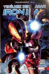 Arkabahçe - Yenilmez Demir Adam Iron Man Cilt 2 İç Savaş II